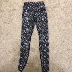 Lululemon Printed Leggings
